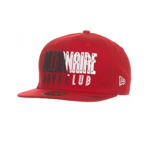 Billionaire Boys Club Split Front Snapback