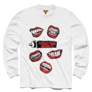 Chinatown Market Mouth Long Sleeve