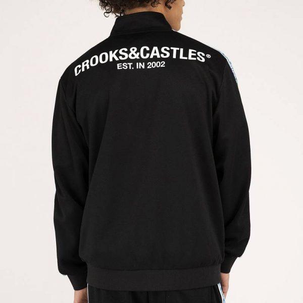 Crooks & Castles CNC Track Jacket