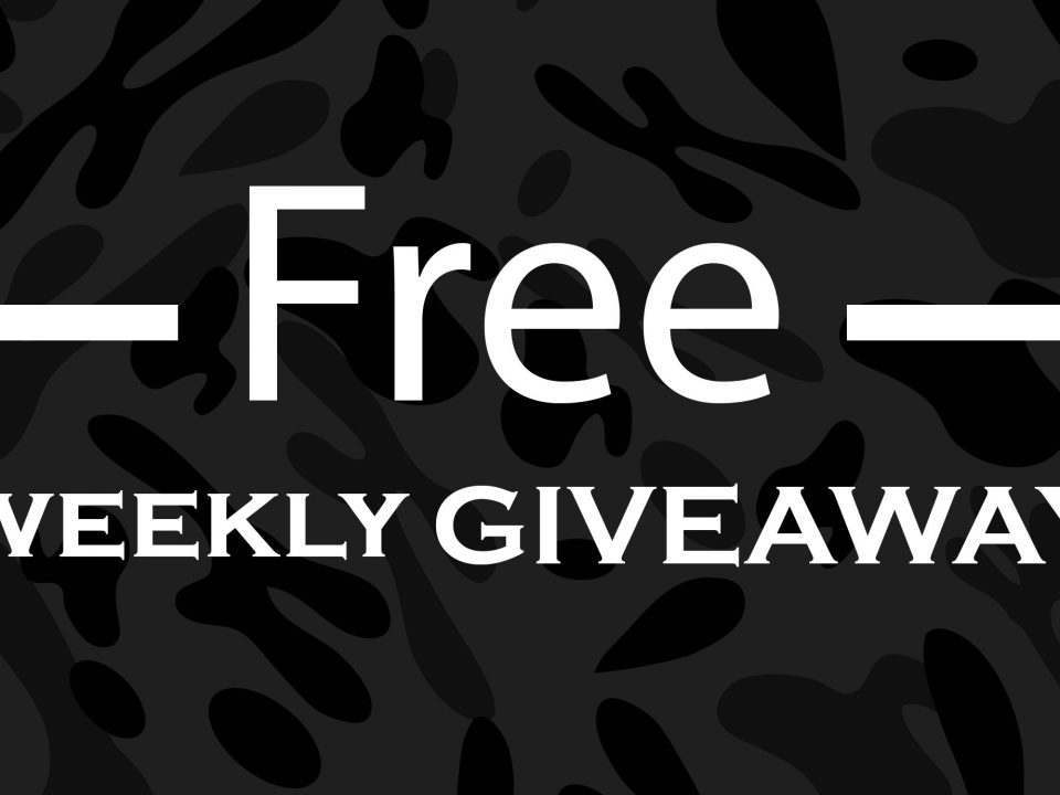 free instagram weekly giveaway