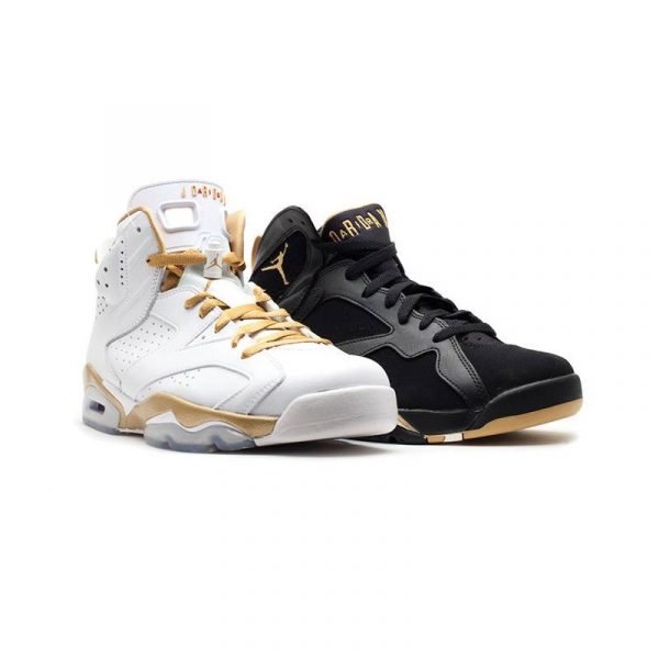 Jordan Golden Moments Pack
