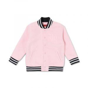 Haus Of Jr Alec Varsity Jacket