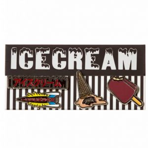 Ice Cream Pin Pack Holiday