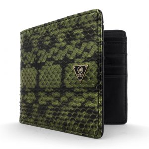 Mint Cobra Bifold Wallet