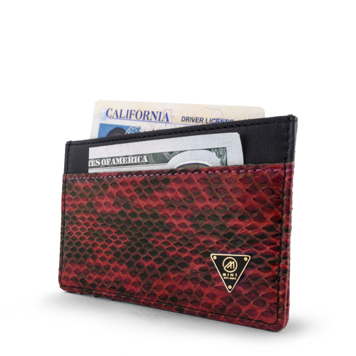 Mint Cobra Ultra Slim Wallet