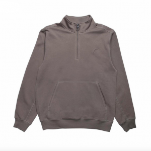Publish Index Mock Zip Fleece
