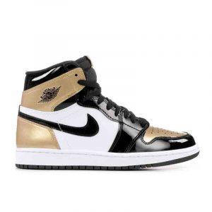 """Jordan Retro 1 """"Gold Toe"""""""