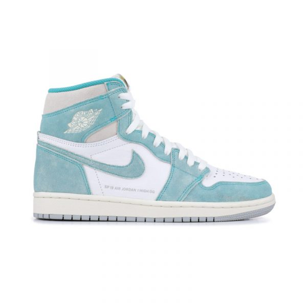 "Jordan Retro 1 ""Turbo Green"""