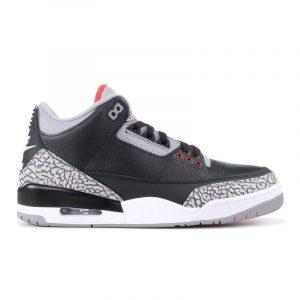 """Jordan Retro 3 """"Black Cement"""""""