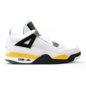 "Jordan Retro 4 ""Tour Yellow"""