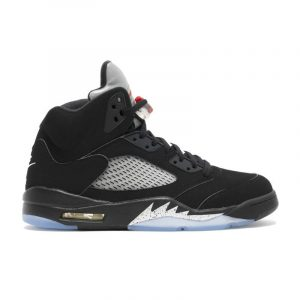 "Retro 5 ""Black Metallic"""