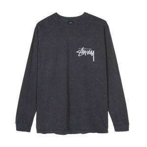 Stussy Stock Pig Dyed Long Sleeve