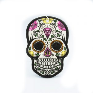 Stickie Bandits Day of the Dead Skull Air Freshener