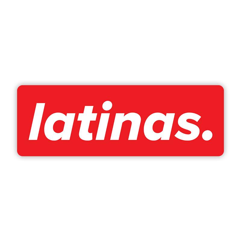 Buy Stickie Bandits Latinas Sticker Online