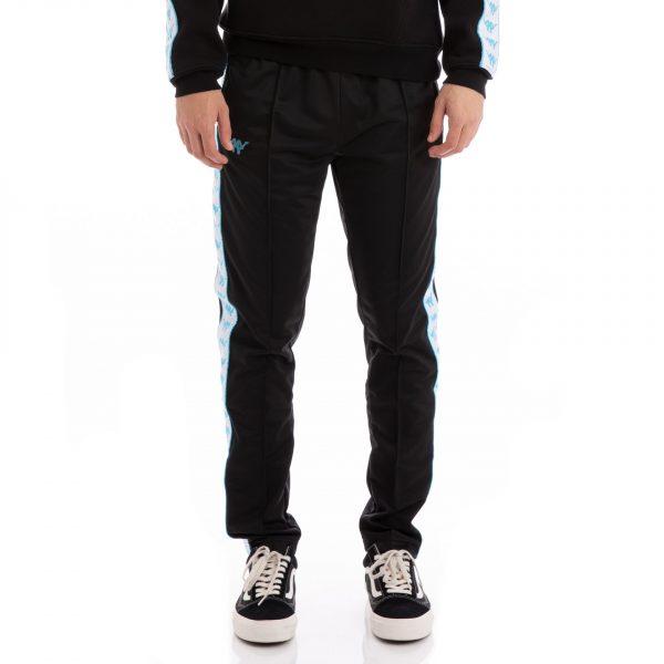 kappa bascile pants black
