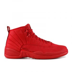 "Jordan 12 Retro ""Red Suede"""