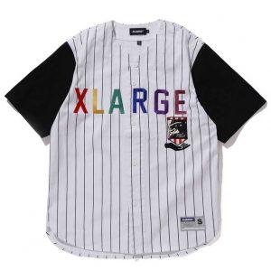 xlarge baseball shirt jersey