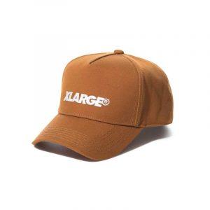 XLarge Standard Trucker Hat Brown