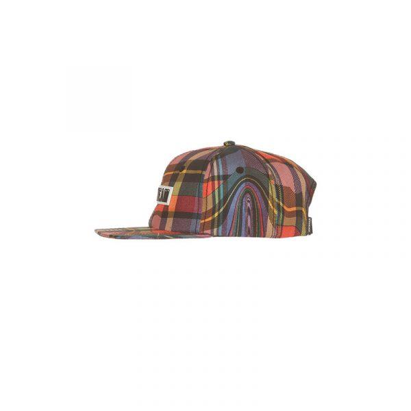 Ice Cream Drip Hat Side