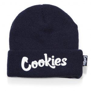 cookies-thin-mint-beanie-navy-white