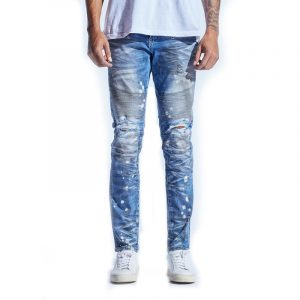 Embellish Atkinson Biker Denim