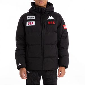Kappa Authentic La Baital Jacket Black