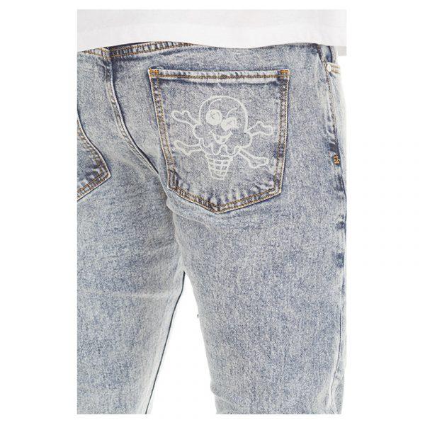 Ice Cream Acme Jeans back pocket