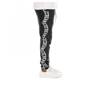 Ice Cream Ultimo Sweatpants Black Side View