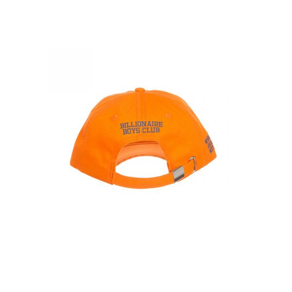 Billionaire Boys Club HM Dad Hat Orange Back