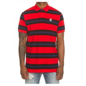 Billionaire Boys Club Lab Polo red