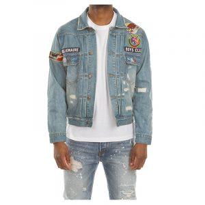 Billionaire Boys Club Moonwalker Jacket Blue