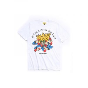 Chinatown Market Trust Our Laywer Tee White