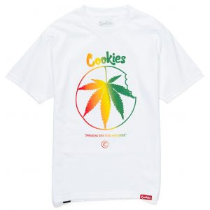 Cookies Unified Colors Tee White