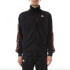 Kappa Banda Dullo Jacket Black Apricot
