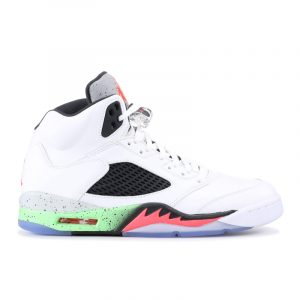 "Jordan 5 Retro ""Poison Green"""