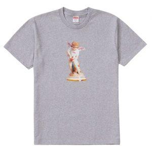 Supreme Cupid Tee Grey