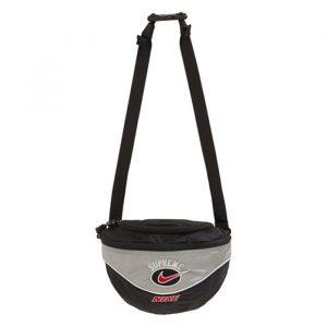 Supreme x Nike Shoulder Bag Silver