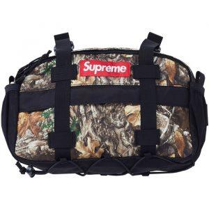 """Supreme Waist Bag """"Real Tree Camo"""""""