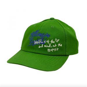 Billionaire Boys Club HM Dad Hat Foliage Green