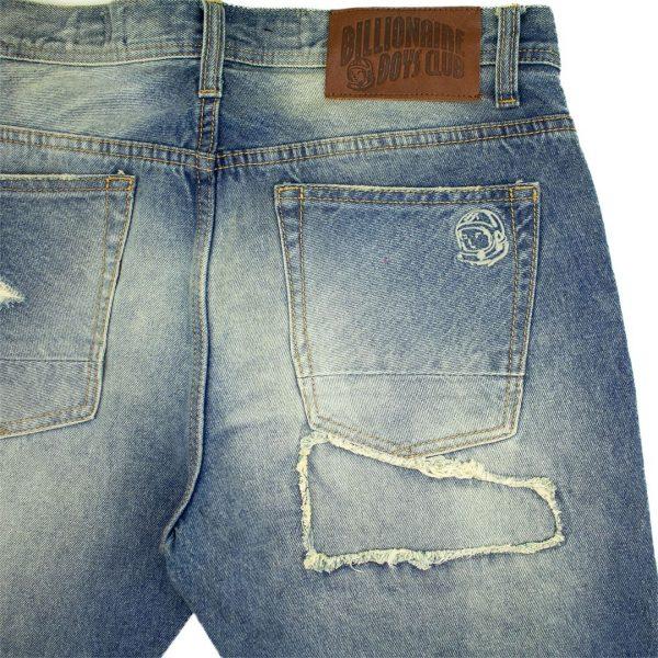 Billionaire Boys Club BB Rocket Jeans back pocket