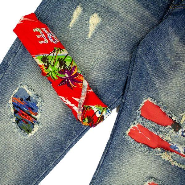 Billionaire Boys Club BB Rocket Jeans bandana