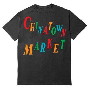 Chinatown Market Aletier Tee Black