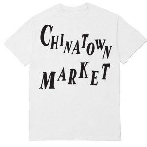 Chinatown Market Aletier Tee White