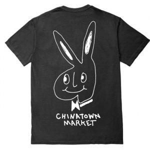 Chinatown Market CTM Bunny Tee Black