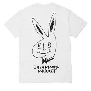 Chinatown Market CTM Bunny Tee White