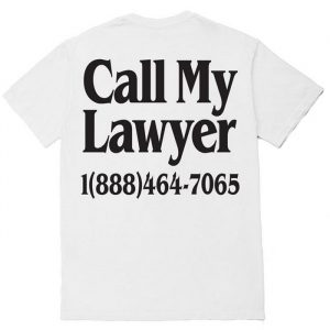 Chinatown Market Legal Services Tee White