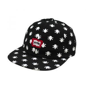 Ice Cream Ship Polo Hat Black