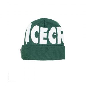 Ice Cream Wheelie Knit Beanie Green