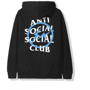 Anti Social Social Club X Fragment Hoodie