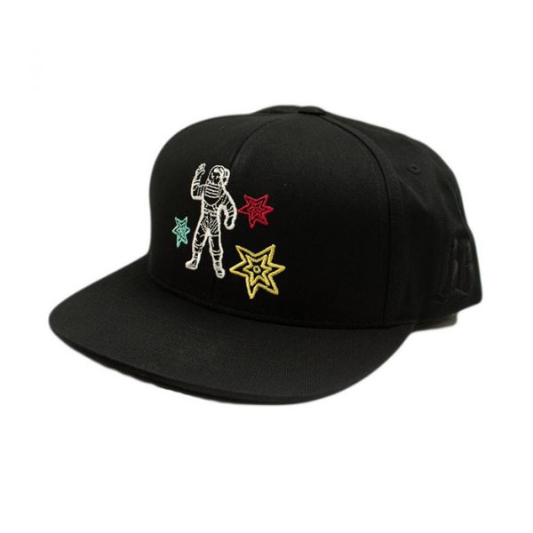 Billionaire Boys Club BB Astro Star Hat Black
